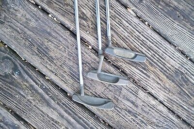 3 Playable Vintage Ping Putters Zing, Pal, Cushin 4
