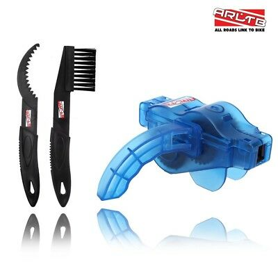 Bike Chain Scrubber Chain Brush Chain Gear Cleaner Bicycle Clean Tool Set