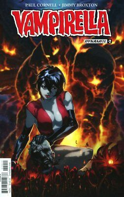VAMPIRELLA ISSUE 2 - DYNAMITE COMICS FIRST 1st PRINT - PHILIP TAN COVER A