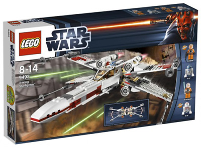 NEW LEGO ~ STAR WARS 9493 ~ X WING STARFIGHTER RETIRED ~ BNISB Local pickup ACT