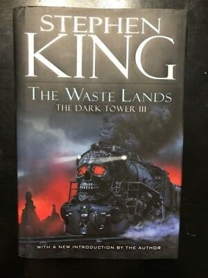 THE WASTELANDS THE DARK TOWER BOOK III Stephen King Viking 1st/1st Edition 2003