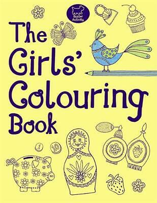 The Girls' Colouring Book, Eckel, Jessie, Excellent
