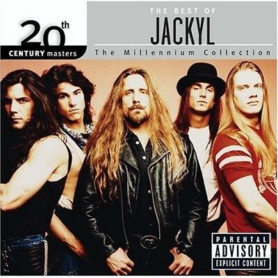 Jackyl - Best Of Jackyl-Millennium Collectio (CD Used Like New) Explicit Version