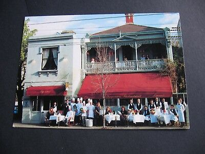 Lynch's Restaurant 133 Domain Rd South Yarra Melbourne Victoria 1