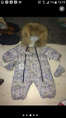 Fendi all in one Coat 12 Months