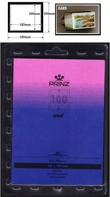 SALE PRINZ Mounts GARD [Back opening] Black Cut-To-Size 145 x 100 [LOT12]