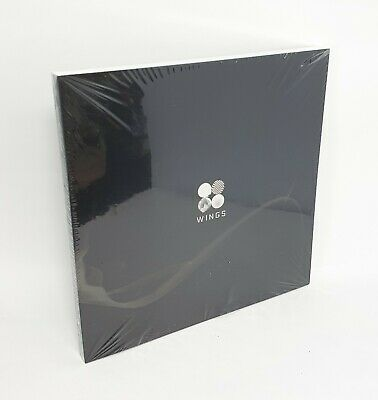 "K-POP BTS 2nd Album [WINGS] ""N Ver."" CD + 96p Photobook + Photocard Sealed"