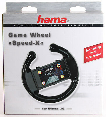 """Hama Game Steering Wheel """" Speed-X """" for iPhone 3G"""