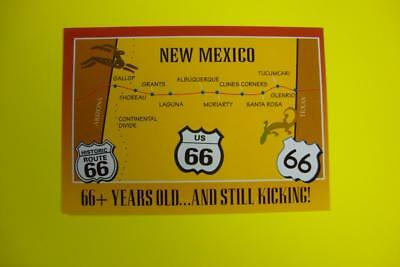 """855) New Mexico's Route 66 The """"mother Road"""" 66+ Years Old & Still Kicking"""