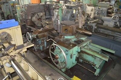 "3A Warner-Swasey ""m3500"" Extra Heavy Duty Saddle-Type Turret Lathe - #28363"