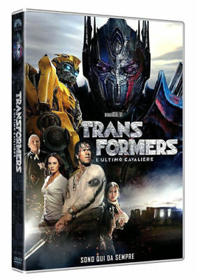 Transformers: L'ultimo Cavaliere (2017) Dvd