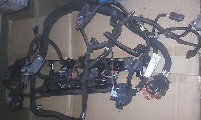 Sensational Peugeot 207 1 6 Petrol 5Fw Engine Wiring Loom Harness From Running Wiring Digital Resources Funapmognl