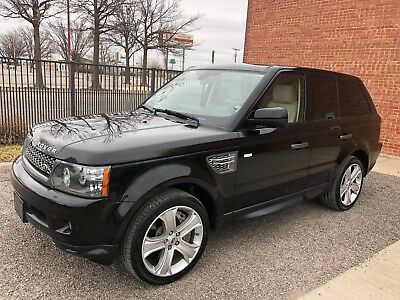 2011 Land Rover Range Rover Sport  2011 Land Rover Range Rover Sport Lux Supercharge 4dr Suv