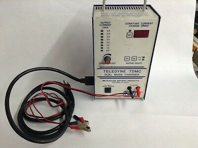Teledyne TDMC-90 Aircraft battery charger