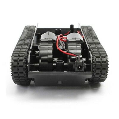 Robot Smart DIY Tank Chassis Kit Car Arduino Light Shock Absorbed 130 Motor Nice