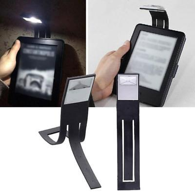 For Reader Kindle Folding LED Portable Flexible Lamp Clip On Reading eBook Nice