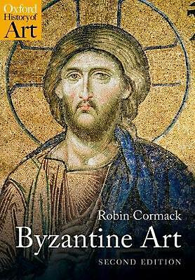 Byzantine Art by Mr Robin Cormack Paperback Book Free Shipping!