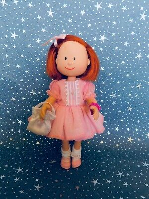 """Madeline 8"""" doll Eden/LearningCurve ** PARTY TIME DRESS  **   Outfit Clothes Set"""