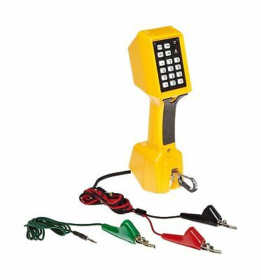 Fluke Networks 22801007 TS22A Telephone Test Set with Ground Start Cord