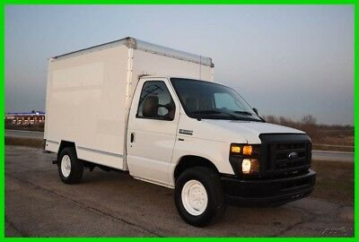 2011 Ford E-350  10' Box Truck  Extra Clean Low Reserve!