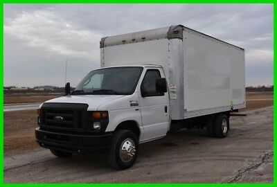 2011 Ford E350 16ft Box Truck - Limited Edition Clean!