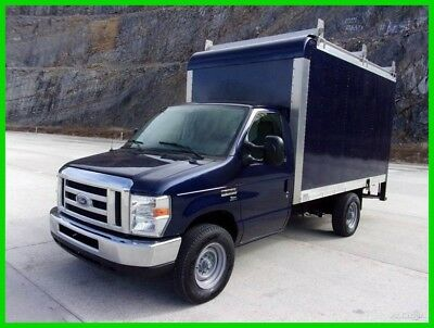 2013 Ford E-350 12 Ft Box truck 110k Miles Clean