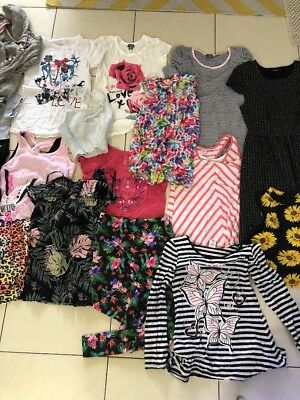 Girls Clothes Size 12 Bulk Lot -16 Items