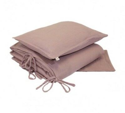 Numero 74 Bedding Duvet Cover Dusty Pink RRP $195 As New!
