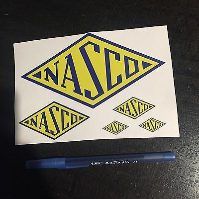 Nasco Accessories Sticker Decal Pack Vintage Cars Eh Fj Holden