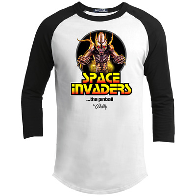 Space Invaders, Pinball, Arcade, Bally, Alien, Retro, Gaming, Silverball, Gottli