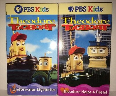 Theodore Tugboat Vhs Tapes Related Keywords Suggestions Theodore