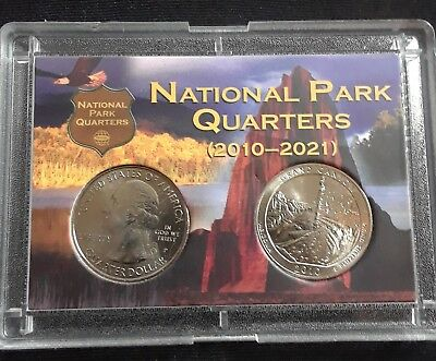2010 25C P&D BU Coins The Grand Canyon NP America the Beautiful Quarter