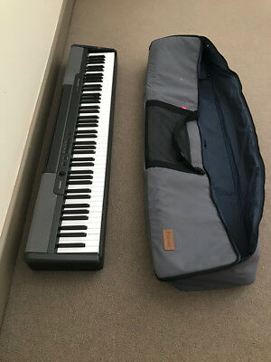 Casio CDP100 Digital Piano Keyboard (Full Size) and Case