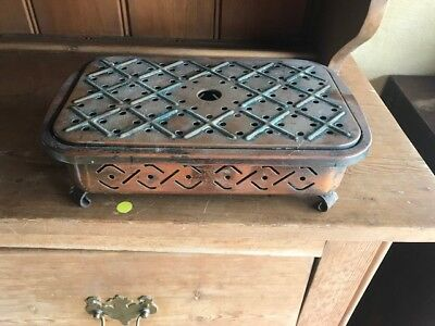 antique Food Warmer