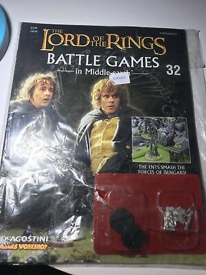 Warhammer - Lord Of The Rings - Battle Games In Middle Earth - Merry And Pippin