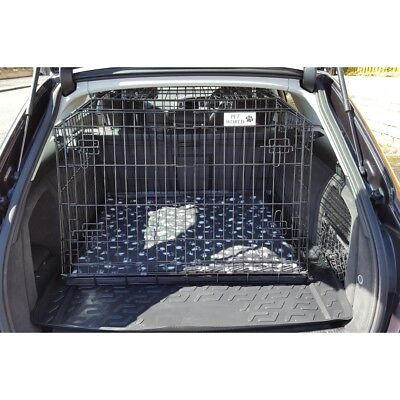 AUDI A6 AVANT 2004 ONWARDS Sloping Dog pet puppy travel cage crate transporter