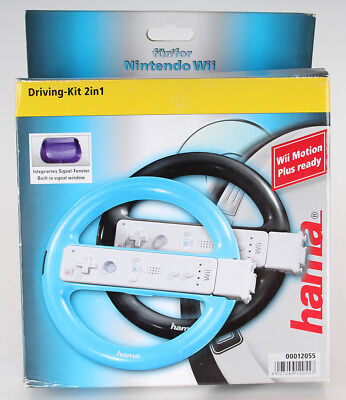 Hama 12055 driving-kit Game Console, Steering Wheel