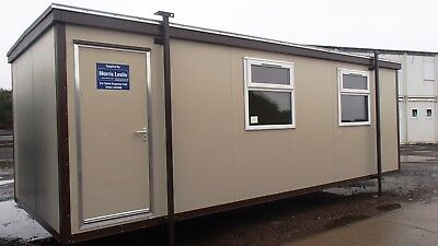 New Plastisol Steel Jackleg Office & Toilet Cabin