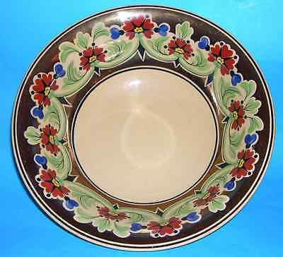 Wedgwood Milly Taplin Art Deco Bowl - Hand Painted - Extensively Gilded -M/Marks