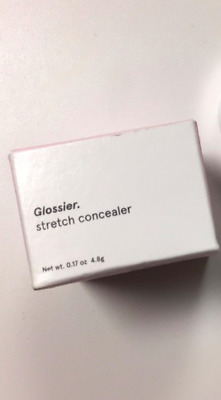 Glossier Stretch Concealer Pick 1 among 5 Cruelty-free NIB NATURAL 100% ORIGINAL