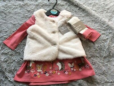 Baby Girl Outfits Clothes Bundle 0-3 Months