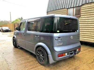 CHEAP City car 2005 NISSAN CUBE Cube 7 Seater Automatic - Import - NO RESERVE**