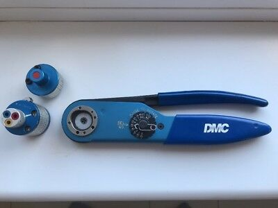 Daniels / DMC Crimp Tool Plus Crimp Tool Heads