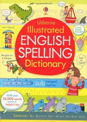 Illustrated English Spelling Dictionary,GOOD Book