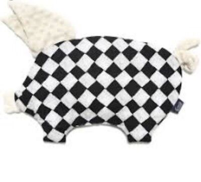 Sleppy Pig Pillow La Millou Follow Me Gift Baby Shower Crib Cot Puschair