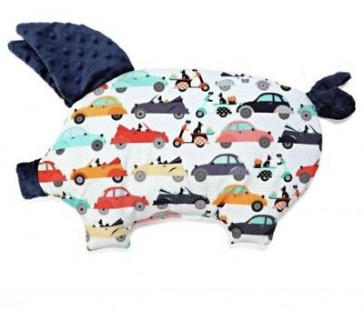 Sleppy Pig Pillow La Millou La Mobile Gift Baby Shower Crib Cot Puschair