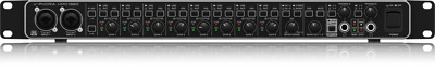 Behringer U-PHORIA UMC1820 18x20, 24-Bit/96 kHz USB Audio / MIDI Interface