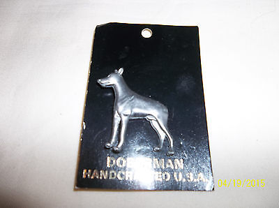 Doberman Pinscher Tack Pin