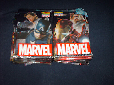 """Panini """"Marvel Trading Cards Game"""" 15 Booster Neu/OVP"""