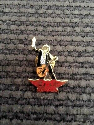 Joe Perry Aerosmith Pin - Guitar NEW